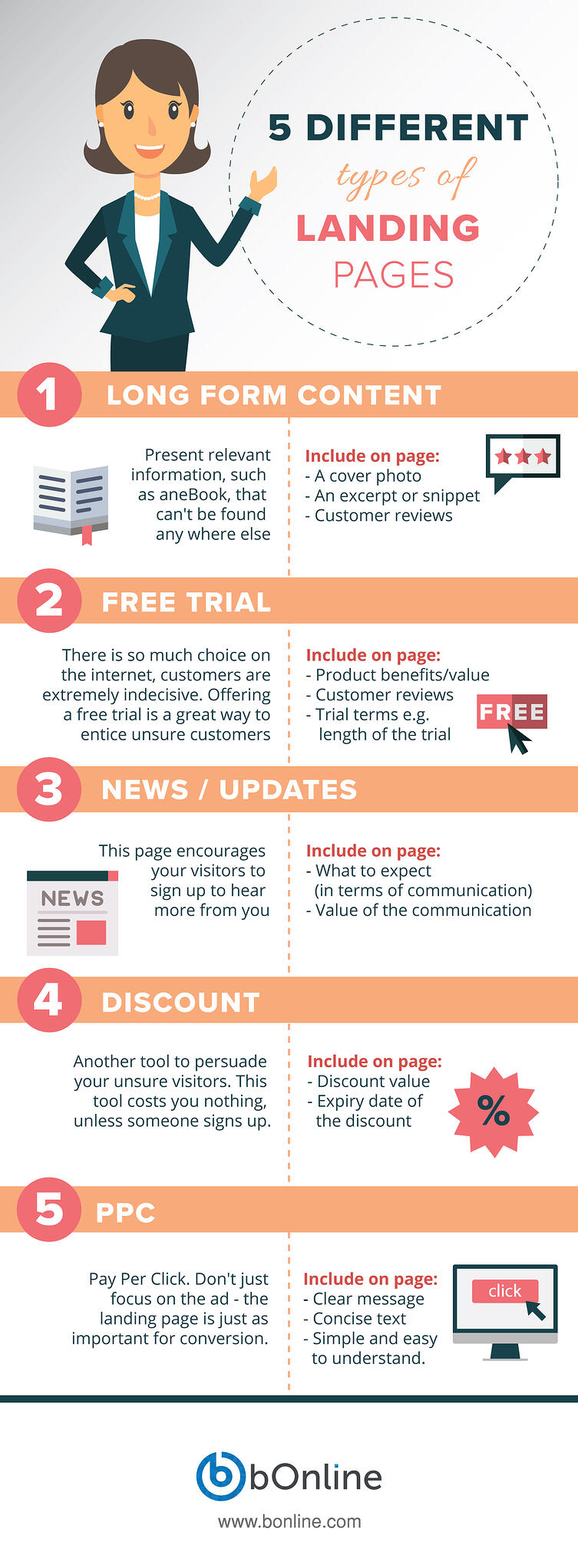 5-different-types-of-landing-pages