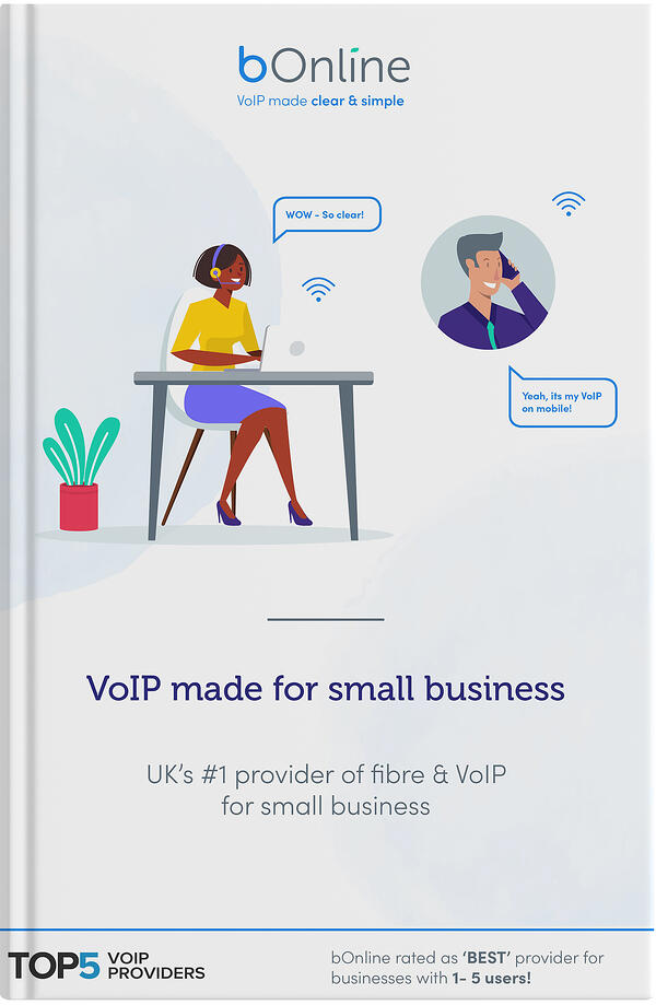 VoIP phone systems made for small business