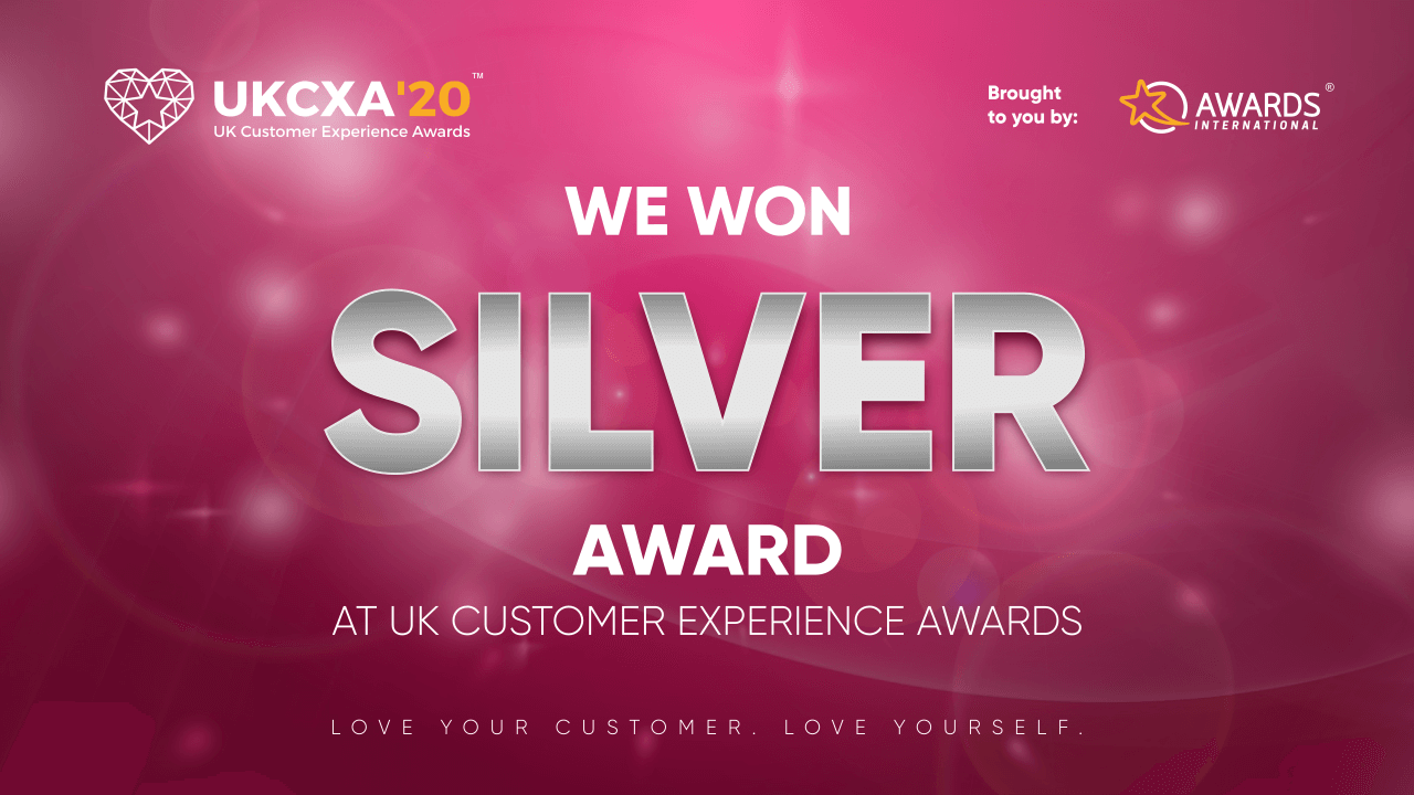 bOnline wins Silver at UK Customer Experience Awards 2020